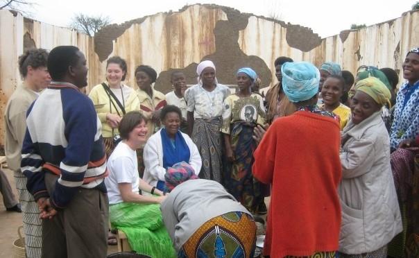 Malawi Africa: Pineapple Pannekuchen