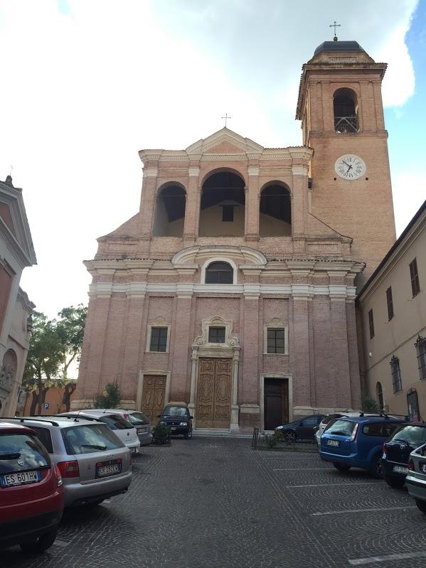 church in Fabriano